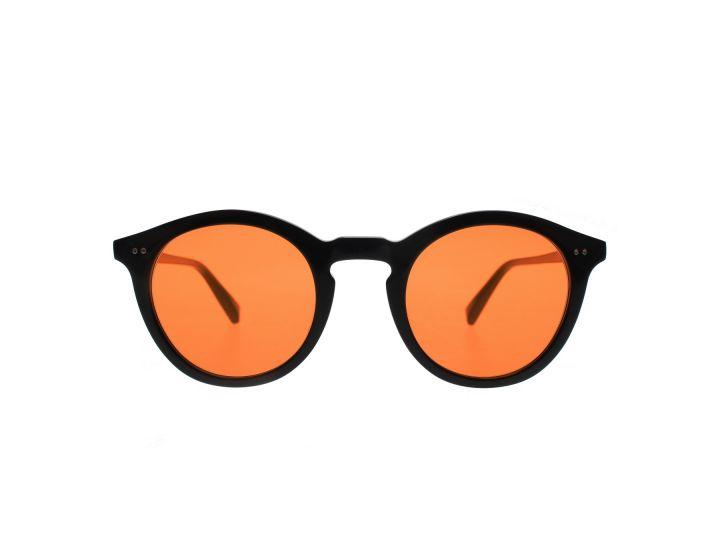 Leo Black / Tangerine