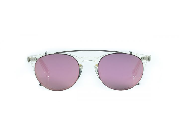 Paul CL / Pink mirror clip